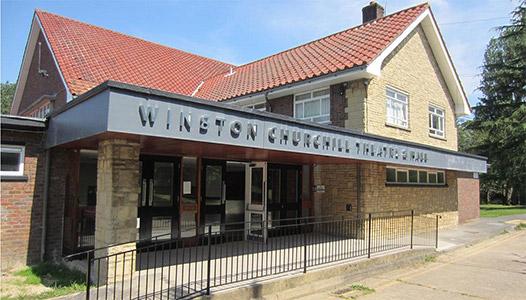 The Winston Churchill Hall